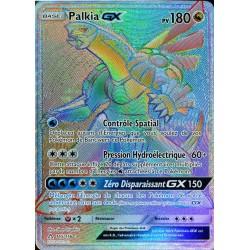 carte Pokémon 165/156 Palkia GX SL5 - Soleil et Lune - Ultra Prisme NEUF FR