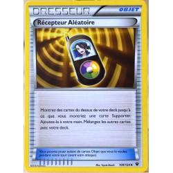 carte Pokémon 109/124 Récepteur Aléatoire XY - Impact des Destins NEUF FR
