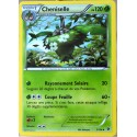 carte Pokémon 3/124 Cheniselle 120 PV XY - Impact des Destins NEUF FR