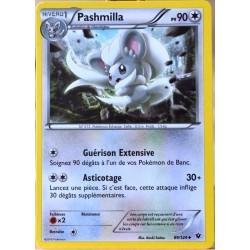 carte Pokémon 89/124 Pashmilla 90 PV XY - Impact des Destins NEUF FR
