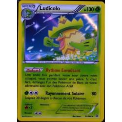 carte Pokémon 12/160 Ludicolo 130 PV XY - Primo Choc NEUF FR