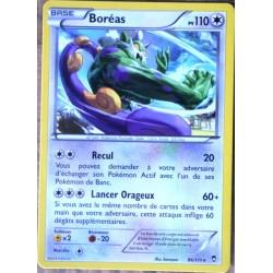 carte Pokémon 86/111 Boréas 110 PV RARE XY03 XY Poings Furieux NEUF FR