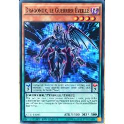 carte YU-GI-OH CT13-FR006 Dragonox, le Guerrier Eveillé Super Rare NEUF FR