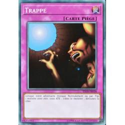 carte YU-GI-OH YSYR-FR038 Trappe (Trap Hole) -Commune NEUF FR