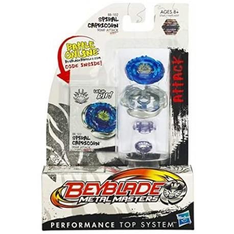 Beyblade Metal Masters Toupie Spiral Capricorn BB-102 90MF