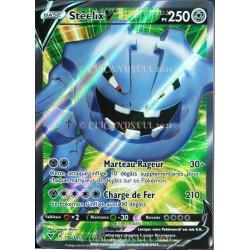 carte Pokémon 176/185 Steelix-V ★U 250 PV EB04 - Épée et Bouclier – Voltage Éclatant NEUF FR