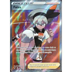 carte Pokémon 180/185 Faïza ★U EB04 - Épée et Bouclier – Voltage Éclatant NEUF FR