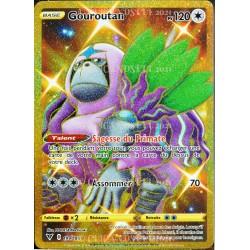 carte Pokémon 199/185 Gouroutan EB04 - Épée et Bouclier – Voltage Éclatant NEUF FR