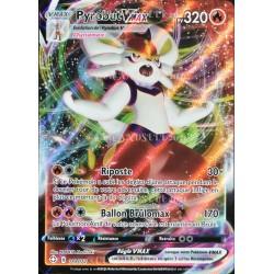 carte Pokémon 019/072 Pyrobut-VMAX ★X EB4.5 - Épée et Bouclier – Destinées Radieuses NEUF FR