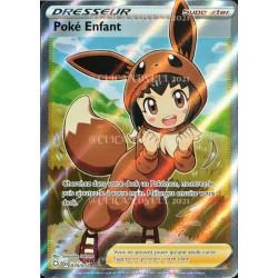 carte Pokémon 070/072 Poké Enfant ★U  EB4.5 - Épée et Bouclier – Destinées Radieuses NEUF FR