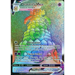carte Pokémon 073/072 Charmilly-VMAX ★U EB4.5 - Épée et Bouclier – Destinées Radieuses NEUF FR