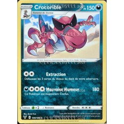 carte Pokémon 109/190 Crobat VMAX FA / Nostenfer S4a - Shiny Star V NEUF JP