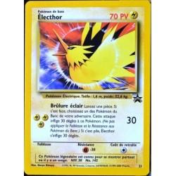 carte Pokémon P23 23 Electhor 70 PV - ULTRA RARE SCELLEE Promo NEUF FR