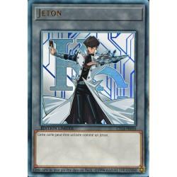 carte YU-GI-OH CT14-FR010 Jeton Kaiba Ultra Rare NEUF FR