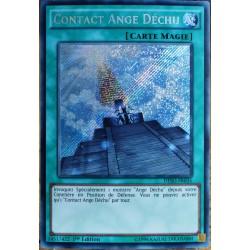 carte YU-GI-OH DESO-FR035 Contact Ange Déchu Secret Rare NEUF FR