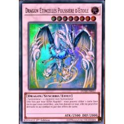 carte YU-GI-OH DUDE-FR012 Dragon Étincelles Poussière d'Étoile (Stardust Spark Dragon) -Ultra Rare NEUF FR