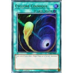carte YU-GI-OH DUDE-FR043 Cyclone Cosmique (Cosmic Cyclone) -Ultra Rare NEUF FR