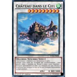 carte YU-GI-OH DUEA-FR098 Château Dans Le Ciel (Cloudcastle) -Commune NEUF FR