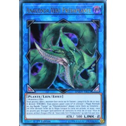 carte YU-GI-OH DUOV-FR021 Anaconda Vert Prédaplante Ultra Rare NEUF FR