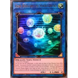 carte YU-GI-OH DUPO-FR027 Sceau Hiératique Des Sphéres Divines (Hieratic Seal of the Heavenly Spheres) -Ultra Rare NEUF FR