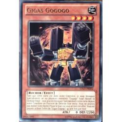 carte YU-GI-OH LTGY-FR002 Gigas Gogogo (Gogogo Gigas) -Rare NEUF FR