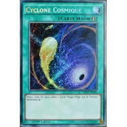carte YU-GI-OH MP17-FR105 Cyclone Cosmique Secret Rare NEUF FR