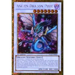 carte YU-GI-OH PGLD-FR006 Ancien Dragon Pixie (Ancient Pixie Dragon) -Gold Secrète NEUF FR