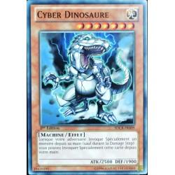 carte YU-GI-OH SDCR-FR009 Cyber Dinosaure (Cyber Dinosaur) -Commune NEUF FR