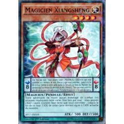 carte YU-GI-OH SP17-FR018-ST Magicien Xiangsheng (Xiangsheng Magician) -Starfoil Rare NEUF FR