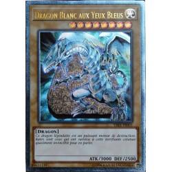 carte YU-GI-OH YSKR-FR001-UL Dragon Blanc Aux Yeux Bleus (Blue-eyes White Dragon) -Ultimate Rare NEUF FR