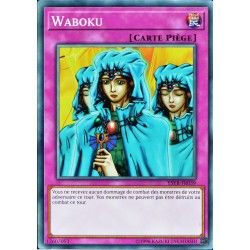 carte YU-GI-OH YSYR-FR039 Waboku (Waboku) -Commune NEUF FR