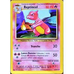 carte Pokémon 24/102 Reptincel 80 PV Set de base NEUF FR