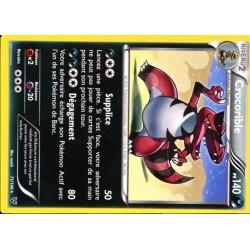 carte Pokémon 71/146 Crocorible 140 PV XY NEUF FR