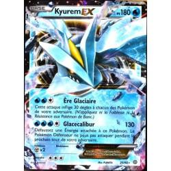 carte Pokémon 25/98 Kyurem Ex 180 PV - ULTRA RARE XY - Origines Antiques NEUF FR