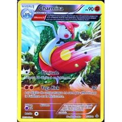 carte Pokémon 81/160 Charmina 90 PV REVERSE XY - Primo Choc NEUF FR