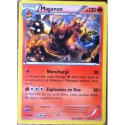 carte Pokémon 11/111 Maganon 120 PV RARE XY03 XY Poings Furieux NEUF FR