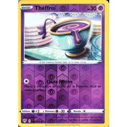 carte Pokémon 082/189 Théffroi - Reverse EB03 - Epée et Bouclier - Ténèbres Embrasées NEUF FR