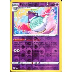 carte Pokémon 083/189 Polthégeist - Reverse EB03 - Epée et Bouclier - Ténèbres Embrasées NEUF FR
