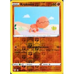 carte Pokémon 089/189 Kraknoix - Reverse EB03 - Epée et Bouclier - Ténèbres Embrasées NEUF FR