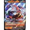 carte Pokémon 095/189 Rhinastoc-V EB03 - Epée et Bouclier - Ténèbres Embrasées NEUF FR