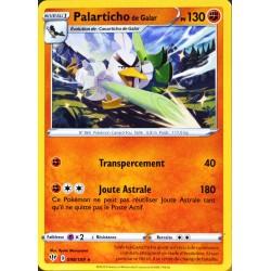 carte Pokémon 098/189 Palarticho de Galar EB03 - Epée et Bouclier - Ténèbres Embrasées NEUF FR