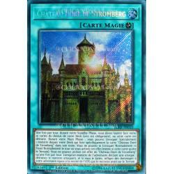 carte YU-GI-OH BLRR-FR010 Château Doré de Stromberg (Golden Castle of Stromberg) -Secret Rare NEUF FR