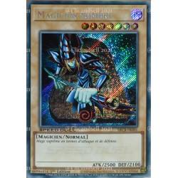 carte YU-GI-OH SBCB-FR001-SE Magicien Sombre SE NEUF FR