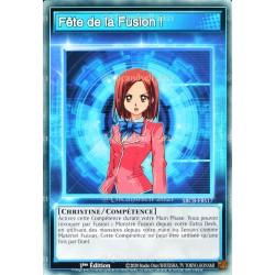 carte YU-GI-OH SBCB-FRS17 Fête de la Fusion ! C NEUF FR
